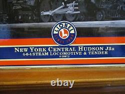 Lionel New York Central Hudson J3a 4-6-4 Loco & Tender NIB Odyssey 6-28072 NIB