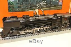 Lionel New York Central L-3A Mohawk Locomotive and Tender, TMCC, 6-18064 C-8 -m