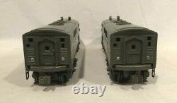 Lionel No. 2354 New York Central F-3 A-A Diesel Locomotive, Gray