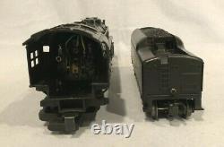 Lionel No. 773 / 773W New York Central Hudson Steam Locomotive, Black (1965-6)
