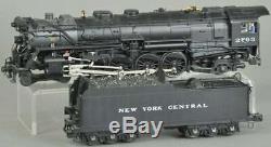 Lionel O Gauge #6-38053 New York Central TMCC 4-8-2 L-2A Mohawk