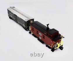 Lionel O Scale New York Central 6-31716 Niagara Milk Freight Cars Plus Caboose