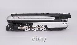 Lionel O Scale New York Central Empire State Hudson Steam Locomotive