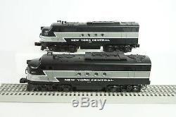 Lionel O Scale New York Central NYC FT AA Diesel Engine Set 6-18160