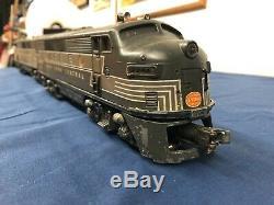 Lionel Postwar 2344 New York Central F3 AA Diesel Set