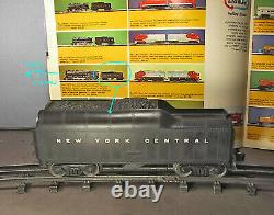 Lionel RARE 8 WHEELED New York Central LETTERED #773W TENDER EX