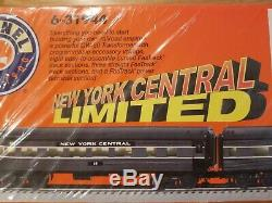 Lionel Train Set New York Central Limit 631944
