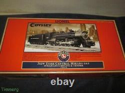 Lionel Trains 6-18079 New York Central 2-8-2 MIKADO #1967 Steam Loco & Tender