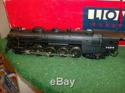 Lionel Trains No. 18009 New York Central 4-8-2- Mohawk L-3 Class Locomotive