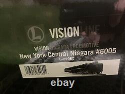 Lionel Vision Line New York Central Niagara Steam Engine 6-84960! Legacy Nyc
