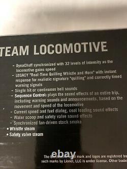 Lionel Vision Line New York Central Niagara Steam Engine 6-85267! Legacy Grey