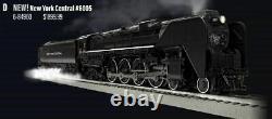 Lionel Vision Line New York Central Niagara Steam Engine Sealed 6-84960