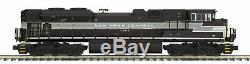 MTH 148 O Scale SD70ACe Engine New York Central #1968 Train #20-20086-1