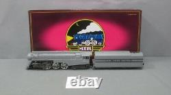MTH 20-3045-1 New York Central Dreyfuss Hudson Steam Locomotive WithPS2 EX/Box