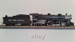 MTH 20-3051-1 NYC Mikado Steam Engine & Tender withPS2 NEW