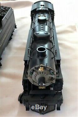 MTH 20-3103-1 Premier B&O 4-6-2 USRA Heavy Pacific Steam Engine Proto-Sound 2.0