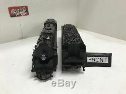 MTH 20-3377-1E New York Central L-4a 4-8-2 Mohawk Steam Locomotive WithPS2