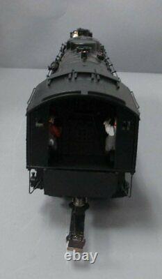 MTH 20-3693-1 O New York Central 4-8-2 L-4a Mohawk Steam Engine EX/Box
