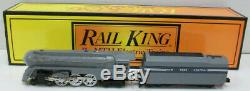 MTH 30-1113-1 New York Central 4-6-4 Dreyfuss Hudson Steam Loco & Tender with PS