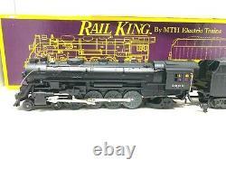 MTH MT-1101 NYC New York Central Mohawk Steam Locomotive Engine & Tender No 3000