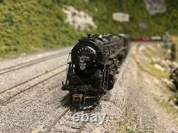 MTH NYC New York Central Mohawk L-3a 4-8-2 Proto 3 HO scale