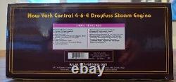 MTH New York Central 4-6-4 Dreyfuss Steam Engine (20-3045-1)