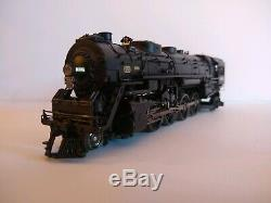 MTH New York Central HO 4-8-2 L-3C Mohawk Steam Engine withP-S 3.0 & DCC #3064 NEW