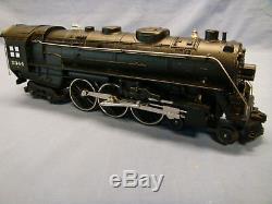 MTH New York Central Hudson Steam Engine 5344 Die Cast MT-1103 O Scale Excellent