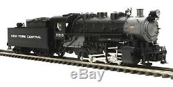 MTH New York Central Scale Gauge 3 Rail USRA 0-8-0 Steam withPS-3 20-3703-1