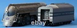 MTH O Gauge New York Central NYC #5445 4-6-4 Dreyfuss Steam Engine #20-3045-1U