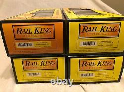 MTH Railking New York Central 4 car Passenger set