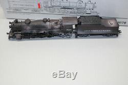 Märklin 37978 Digital US Dampflok Light Mikado New York Central Sound H0 OVP