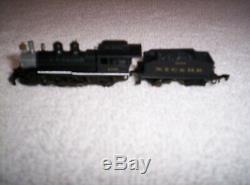 Marklin New York Central & Hudson River Railroad Steam Loco 88036 Z Scale