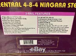 Mth Premier Nyc Niagara 4-8-4 Steam Engine Protosound 2.0 Ps2 New! York Central