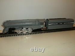 Mth Rk-1113lp. Nyc Dreyfuss 4-6-4 Hudson Steam Locomotive. Ps1