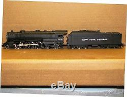 NEW YORK CENTRAL 4-6-4 HUDSON Steam Locomotive New in Box IHC HO 187 Scale