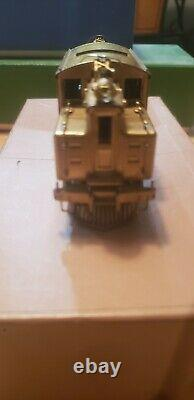 NYC S-1 Electric HO Scale Brass Unfinished