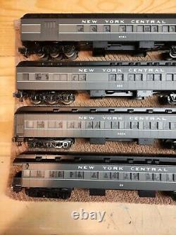 New York Central Passenger Car Set 6-48990