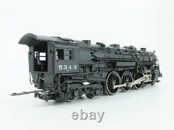 O Gauge 3-Rail K-Line K3270-53435 NYC 4-6-4 J1e Hudson Steam #5343 with TMCC