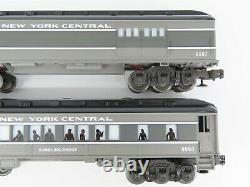 O Gauge 3-Rail Lionel 6-16091 NYC New York Central Passenger 4-Car Set