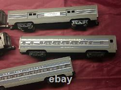 O Gauge 3-Rail Williams Aluminum NYC New York Central 5-Car Passenger Set