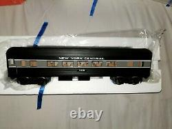 O Gauge Lionel New York Central Limited Train Set 6-31932 With RAIL SOUNDS