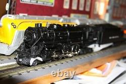 Rail King O gauge 4-6-4 Hudson steam engine die-cast #30-1146 NIB NYC WithProto