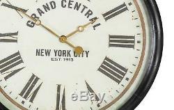 Restoration Hardware Grand Central Station Vintage New York City NEW RH