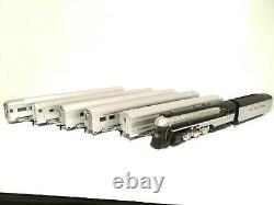 Rivarossi HO DC New York Central Streamline Empire State Express 4-6-4 5 Car Set