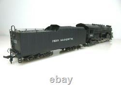 Rivarossi R5436 HO Scale 2-8-4 Berkshire Pere Marquette Railroad Locomotive 1222
