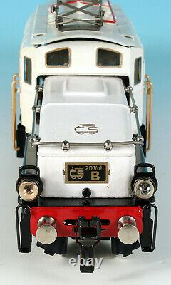 SELZER Replika E-Lok CCS 66/12920 Krokodil New York Central Lines, Spur 0