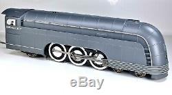 SUN O 3rd Rail New York Central 4-6-2'MERCURY' Loco & Tender Sound FP OB EXC