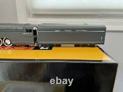 Sunset Brass 3rd Rail O Scale 2R Diecast NYC New York Mercury Steam Engine NIB