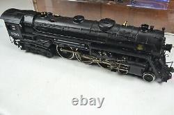 USA TRAINS G SCALE New York CENTRAL J1e DIE CAST HUDSON, LOCOMOTIVE, LN-WOOD BOX